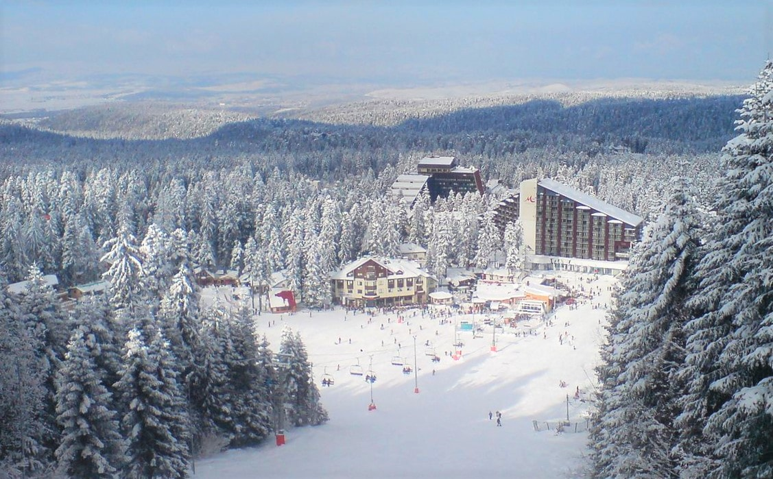 European Ski Resorts – Borovets