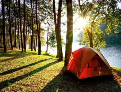 First Time Solo Camping? Everything You Need to Know