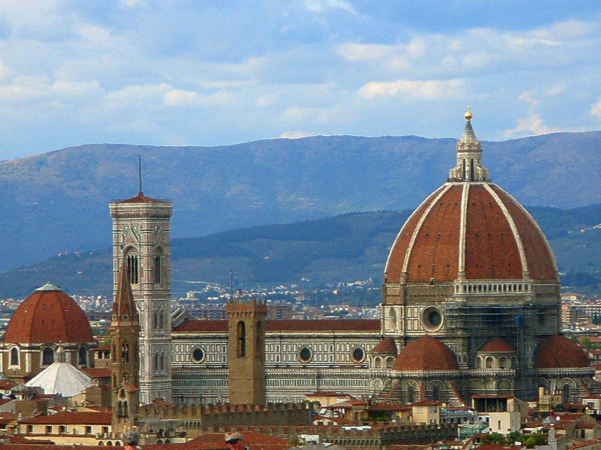 5 Must-Go-To Places in Florence
